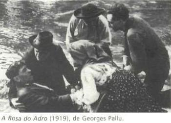 A Rosa do Adro (1919), de Georges Pallu
