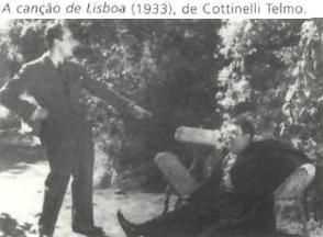 A canção de Lisboa (1933), de Cottinelli Telmo
