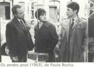 Os verdes anos (1963), de Paulo Rocha